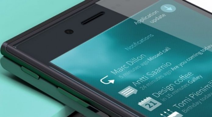 jolla sailfish xperia sony